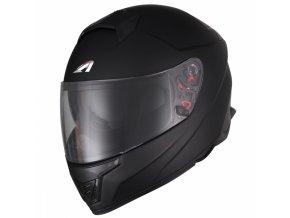 Moto přilba ASTONE GT1000F černá matná