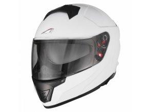 Moto přilba ASTONE GT1000F bílá