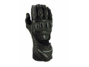 Dámské moto rukavice RICHA WARRIOR EVO černé