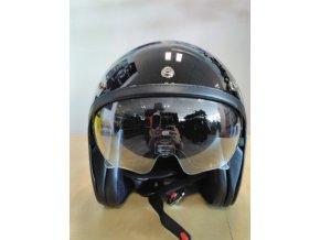 Moto přilba ASTONE VINTAGE černá 2017 XL