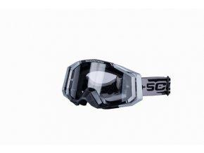 Brýle SCORPION E18 šedé UNI