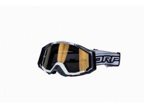 Brýle SCORPION E18 bílo/černé UNI