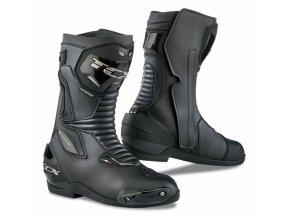 Moto boty TCX SP-MASTER WP černé