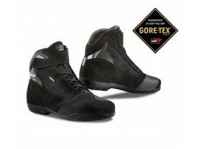 Moto boty TCX JUPITER 4 GTX černé