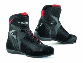 Moto boty TCX VIBE AIR černé