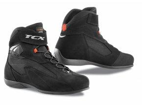 Moto boty TCX PULSE černé