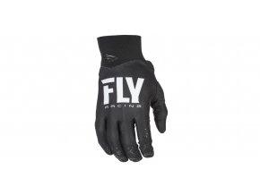 rukavice PRO LITE 2018, FLY RACING - USA (černá)