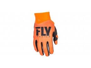 rukavice PRO LITE 2018, FLY RACING - USA (oranžová)