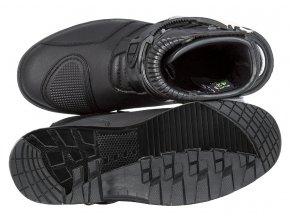 boty Adventure Mid, KORE (černé)