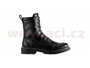 boty X-NASHVILLE, XPD - Itálie (černé)