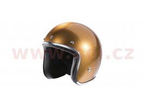 přilba N242, NOX (zlatá metalická)