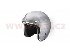 přilba N242, NOX (šedá metalická)