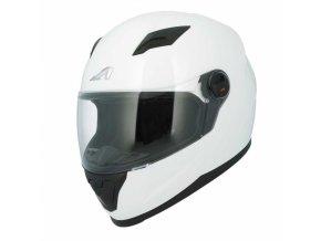 Moto přilba ASTONE GT2 solid bílá