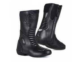 Dámské moto boty ELEVEIT T LADY WP černé