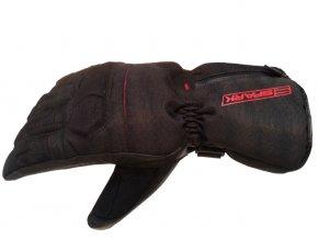 Kombinované moto rukavice Spark STZ