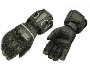 Kožené moto rukavice Spark Sport