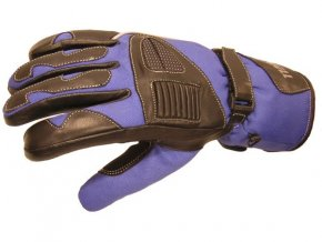 Textilní moto rukavice Spark Cordmaster, modré