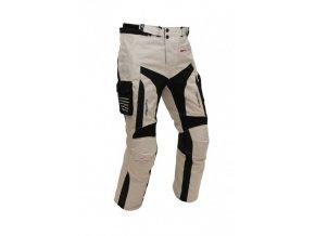 Pánské textilní moto kalhoty Spark GT Turismo světlé