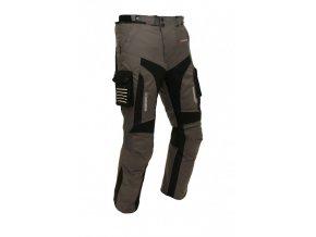Pánské textilní moto kalhoty Spark GT Turismo tmavé