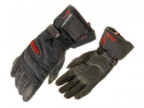 Textilní moto rukavice Spark Manta