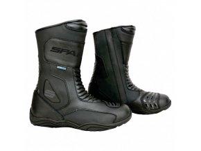 Cestovní moto boty Spark Bond