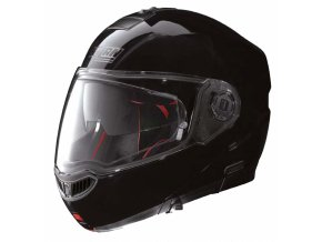 Moto helma Nolan N104 Absolute Classic N-Com Glossy Black 3