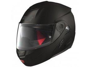 Moto helma Nolan N90-2 Classic N-Com Flat Black 10
