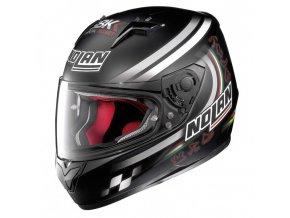 Moto helma Nolan N64 SBK Flat Black 89