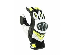 Moto rukavice RICHA TURBO GLOVE fluo žluté