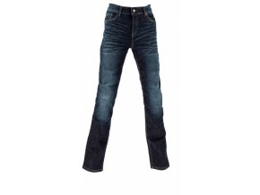 damské kalhoty RICHA KATIE JEANS modré