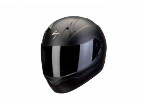 Moto přilba SCORPION EXO-390 černá matná