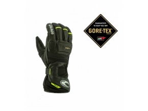 Panské rukavice Richa Typhoon GTX žluté