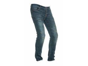 Panské moto kalhoty Project jeans krátké modré