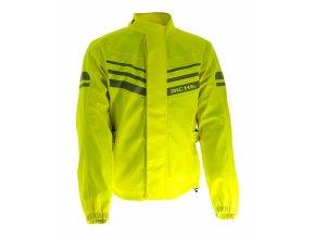 Moto pláštěnka bunda RICHA STRETCH fluo žlutá