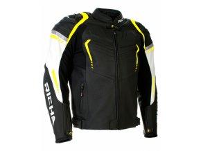 Moto bunda Richa MISANO fluo žlutá