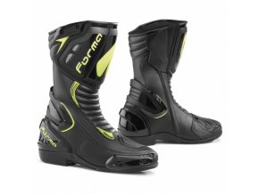 Moto boty FORMA FRECCIA černo/žluté fluo