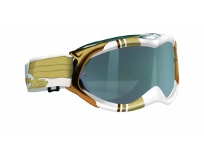 Brýle ARNETTE DESTROYER FREESTYLE WING bílé + čiré sklo UNI
