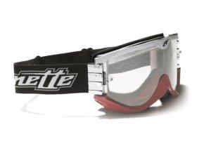Brýle ARNETTE SERIES 1 červené + čiré sklo UNI