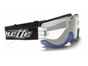 Brýle ARNETTE SERIES 1 modré + čiré sklo UNI