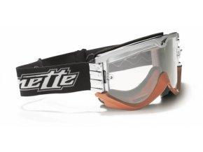 Brýle ARNETTE SERIES 1 oranžové + čiré sklo UNI