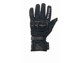 Moto rukavice RICHA NASA černé