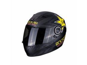 Moto přilba SCORPION EXO-490 ROCKSTAR