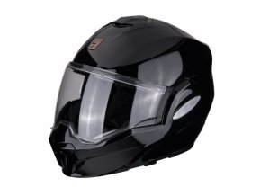 Moto přilba SCORPION EXO-TECH solid černá