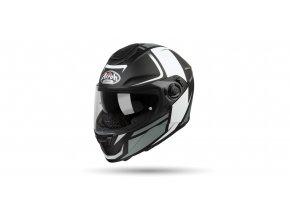 přilba ST301 WONDER, AIROH - Itálie (černá matná)