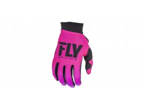 rukavice PRO LITE 2019, FLY RACING - USA dámské (růžová/černá)