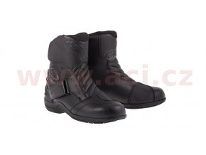 boty GUNNER WP, ALPINESTARS (černá)