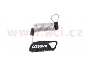 zámek Pocket Lock, OXFORD - Anglie (čirý plášť, délka 0,9m, průměr 2,2mm)