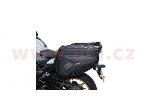 boční brašny na motocykl P60R, OXFORD - Anglie (černé, objem 60l, pár)