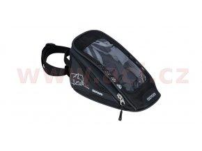 tankbag na motocykl M1R Micro, OXFORD - Anglie (černý, objem 1l)