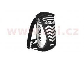 vodotěsný batoh Aqua V20 Extreme Visibility, OXFORD - Anglie (černá/reflexní prvky, objem 20l)